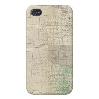 Algodón iPhone 4 Carcasa