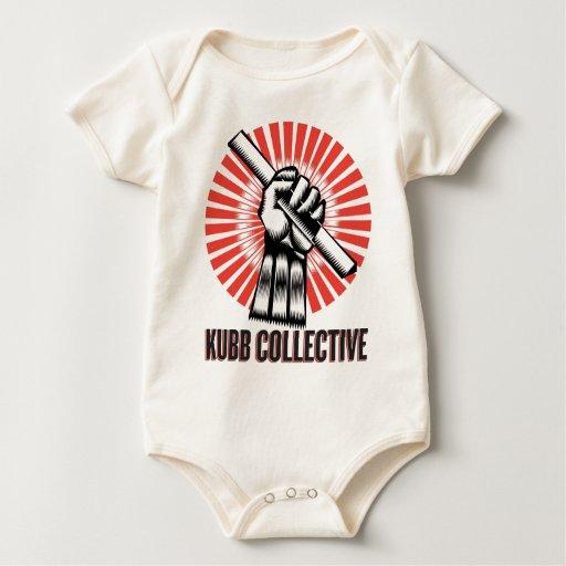 Algodón orgánico Kubbaby Body Para Bebé