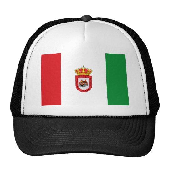 Algodonales Spain, Spain flag Trucker Hat