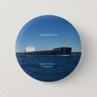 Algoma Discovery button