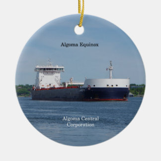 Algoma Equinox ornament