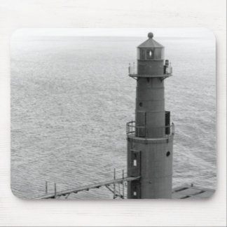 Algoma Pierhead Lighthouse Mouse Pad