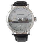 Algomarine watch