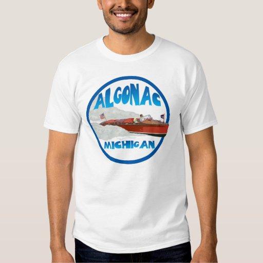 Algonac Michigan Playeras