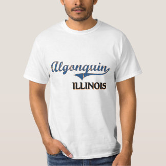 Algonquin Illinois City Classic T-shirt