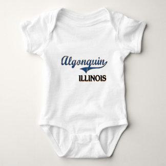 Algonquin Illinois City Classic T Shirts