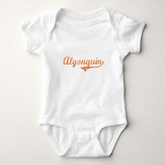 Algonquin Illinois Classic Design Infant Creeper