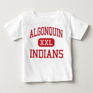 Algonquin - Indians - Middle - Algonquin Illinois Tee Shirts