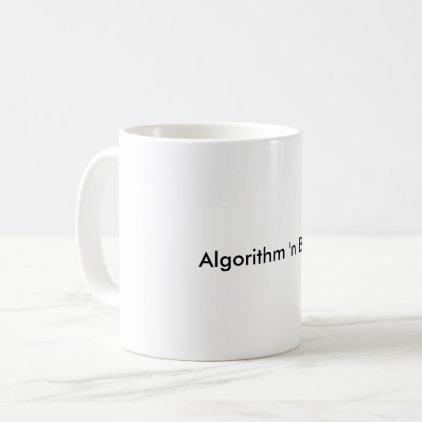 Algorithm 'n Blues Mug