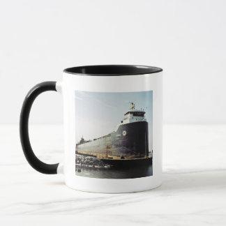 Algosoo Docked at Port Huron, Michigan Mug
