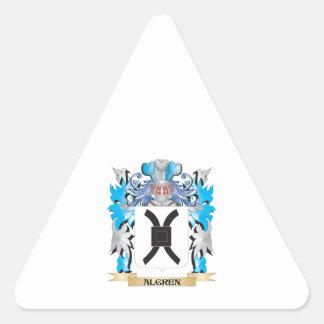 Algren Coat Of Arms Stickers