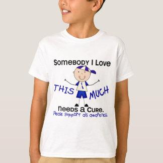 Alguien amor de I - ALS (muchacho) Playera