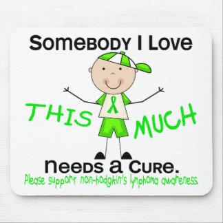 Alguien amor de I - linfoma de Non-Hodgkins (mucha Mousepad