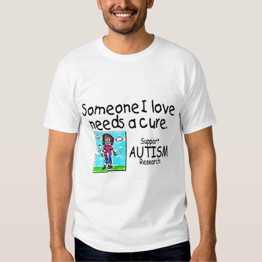Alguien amor de I necesita una curación (el Camisas