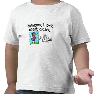 Alguien amor de I necesita una curación (el Camiseta
