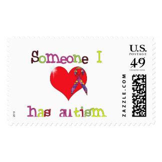 Alguien amor de I tiene autismo Envio