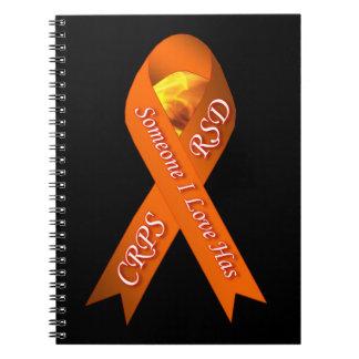 Alguien amor de I tiene cuaderno de CRPS RSD