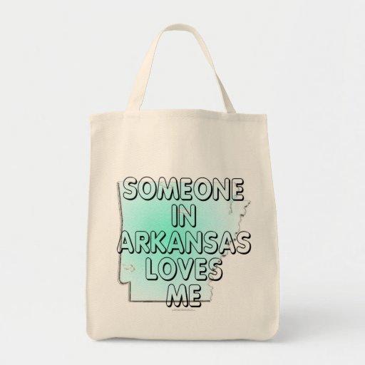 Alguien en Arkansas me ama Bolsa