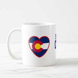 Alguien en Colorado me ama Tazas