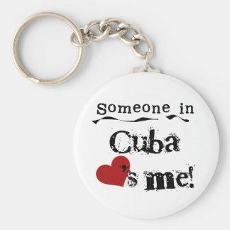 Alguien en Cuba me ama Llaveros
