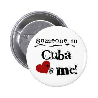 Alguien en Cuba me ama Pins