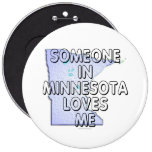 Alguien en Minnesota me ama Pins
