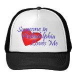 Alguien en Philadelphia me ama Gorra