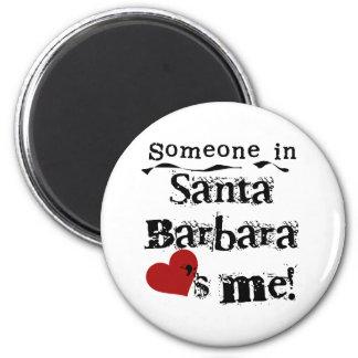 Alguien en Santa Barbara Iman Para Frigorífico