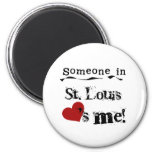 Alguien en St. Louis Imanes