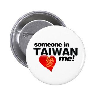 ¡Alguien en Taiwán me ama! Pins