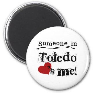 Alguien en Toledo Imanes Para Frigoríficos