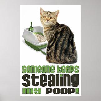 Alguien guarda el robar de mi poster de los amante
