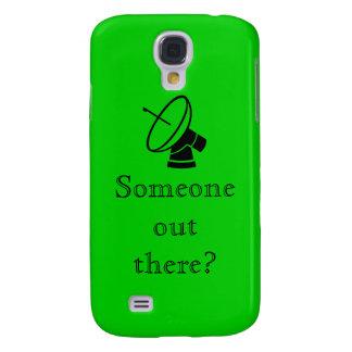 ¿Alguien hacia fuera allí fuentes? Samsung Galaxy S4 Cover