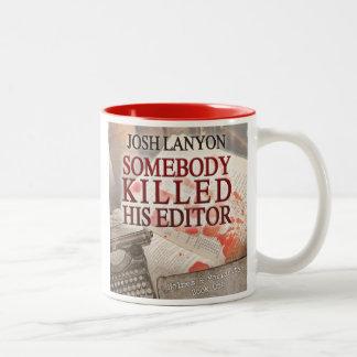 Alguien mató a su taza del redactor
