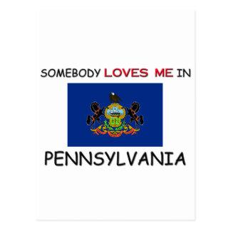 Alguien me ama en PENNSYLVANIA Postal