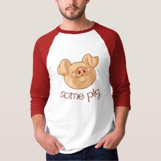 ¡Algún cerdo! Playeras