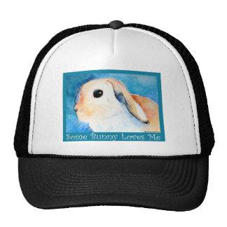 Algún conejito me ama gorra