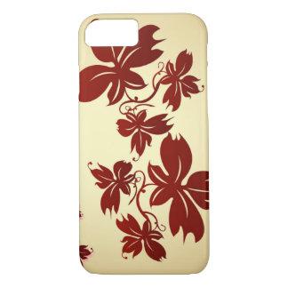 Algunas hojas de otoño funda iPhone 7