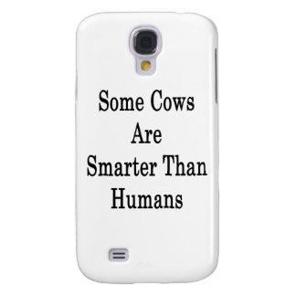 Algunas vacas son más elegantes que seres humanos