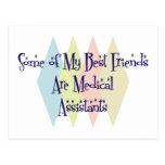 Algunos de mis mejores amigos son auxiliares médic postales