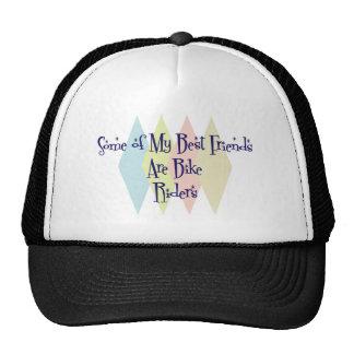 Algunos de mis mejores amigos son jinetes de la bi gorras