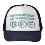 Algunos de mis mejores amigos son sociedades gorras de camionero