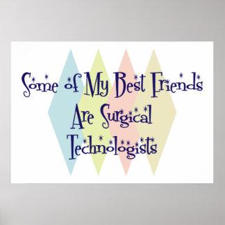 Algunos de mis mejores amigos son tecnólogos quirú poster