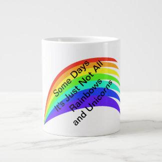 Algunos días no es todo el gay taza grande