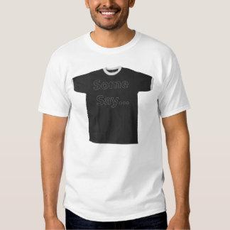 Algunos dicen que ésta es su camiseta preferida remera