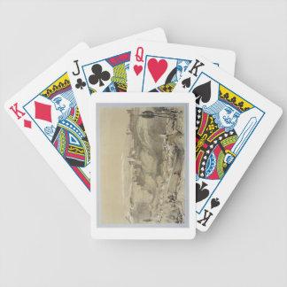 Alhambra del Albay, de 'bosquejos y del Dr. Baraja Cartas De Poker