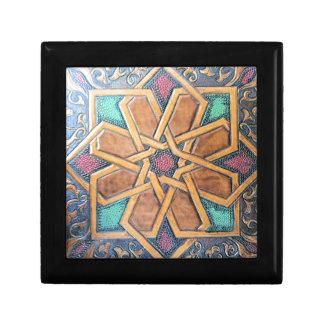 Alhambra Design #1 Jewelry Box