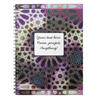 Alhambra Design Notebook