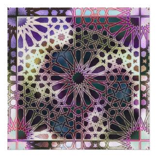 Alhambra Design Art Photo