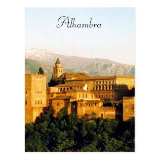 Alhambra España Postales